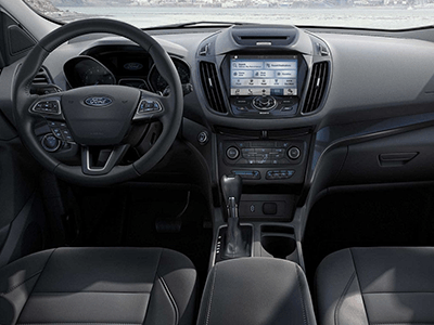 2018 Ford Escape Dash