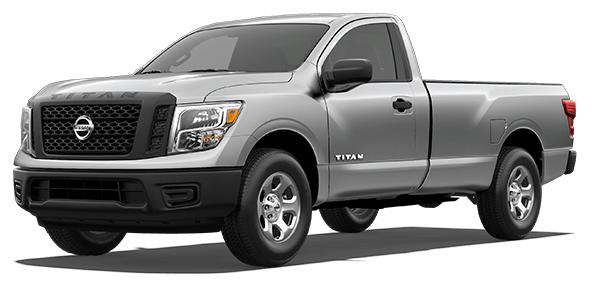 2017 Nissan Titan Single Cab S