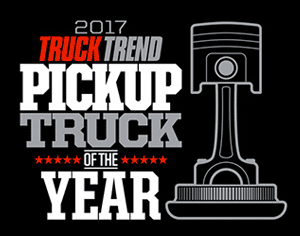 2017 truck trend truck of the year