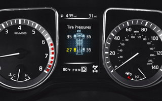 Advanced Drive-Assist Display