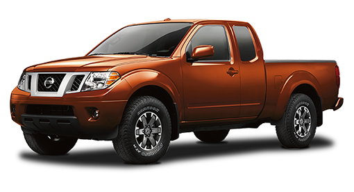Red 2017 Nissan Titan 4X4