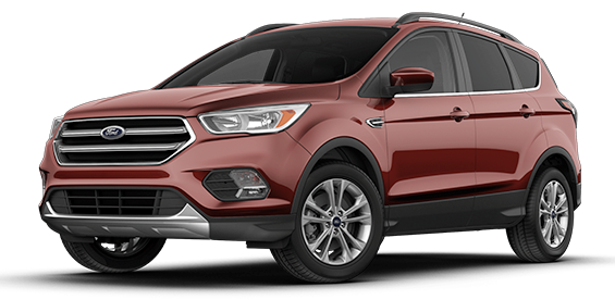 brown 2018 Ford Escape SE