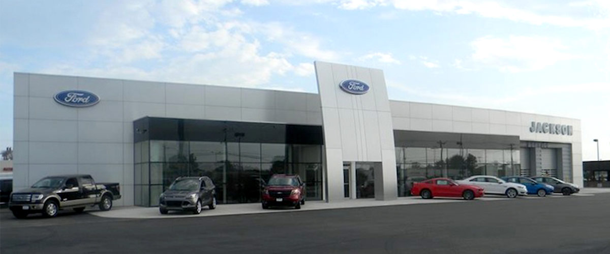Jackson Ford of Decatur -  455 East Pershing Road Decatur, IL