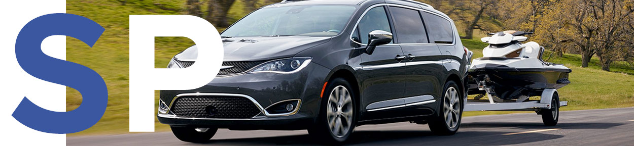 The New 2017 Chrysler Pacifica