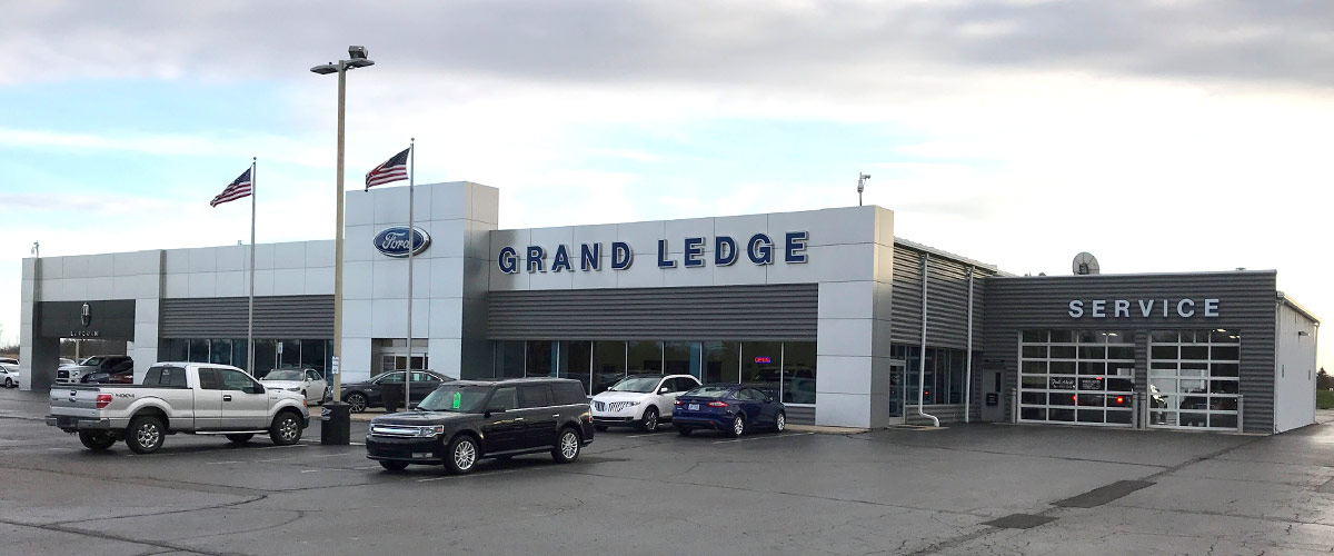 Grand Ledge Lincoln - 6080 East Saginaw Hwy. Grand Ledge, MI 48837