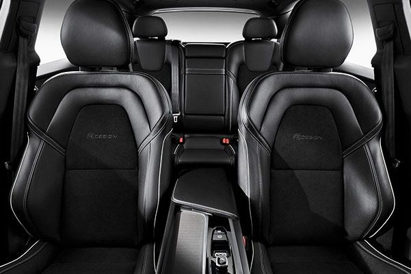 Volvo Cars XC60 interior