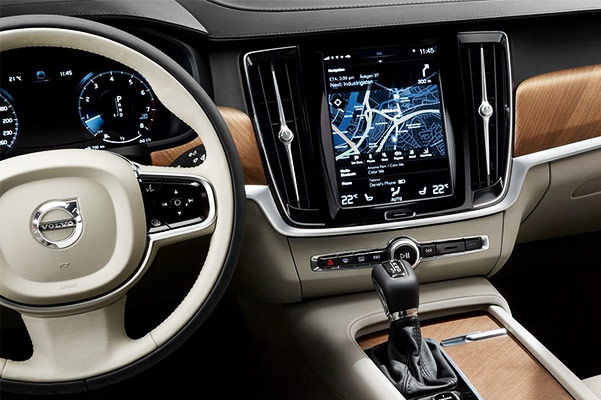 Volvo Cars S90 interior