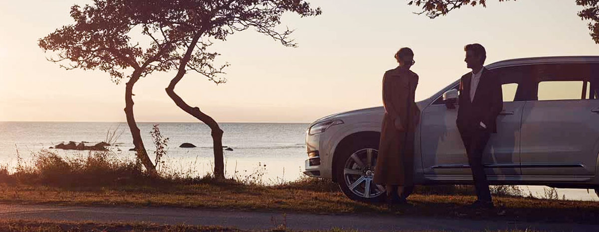 Volvo introduces In-Car Delivery