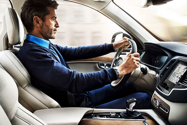 Volvo Cars XC90 interior
