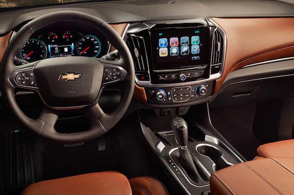 New 2019 Chevrolet Traverse SUV   Chevy Dealer near ...