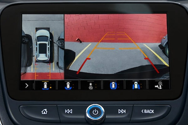 2019 Chevrolet Equinox Safety Features