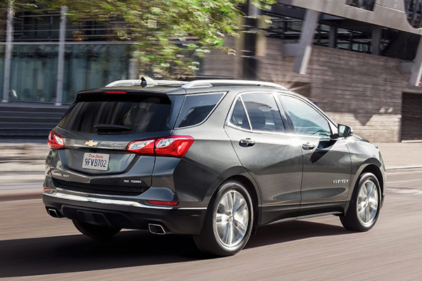 2019 Chevy Equinox Performance