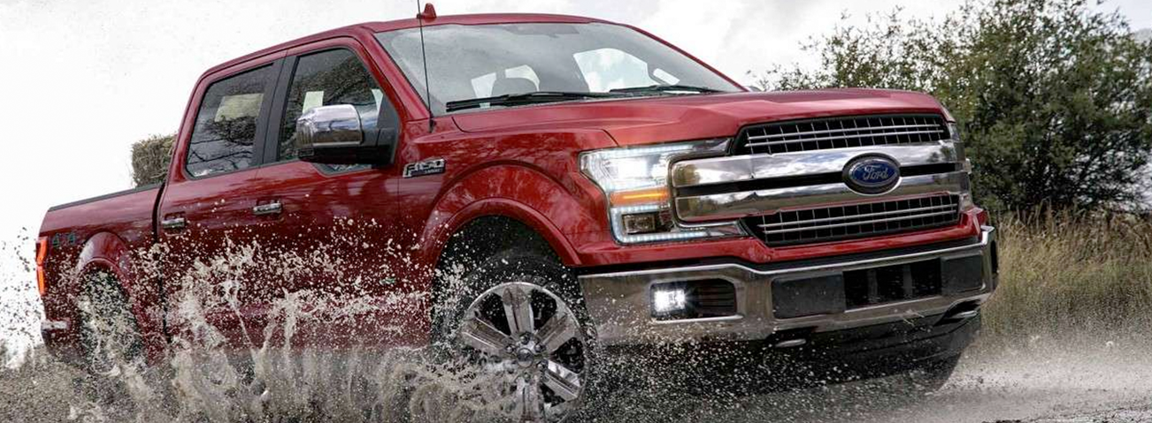 Lease A New 2018 Ford F 150 Truck Ford Dealer In
