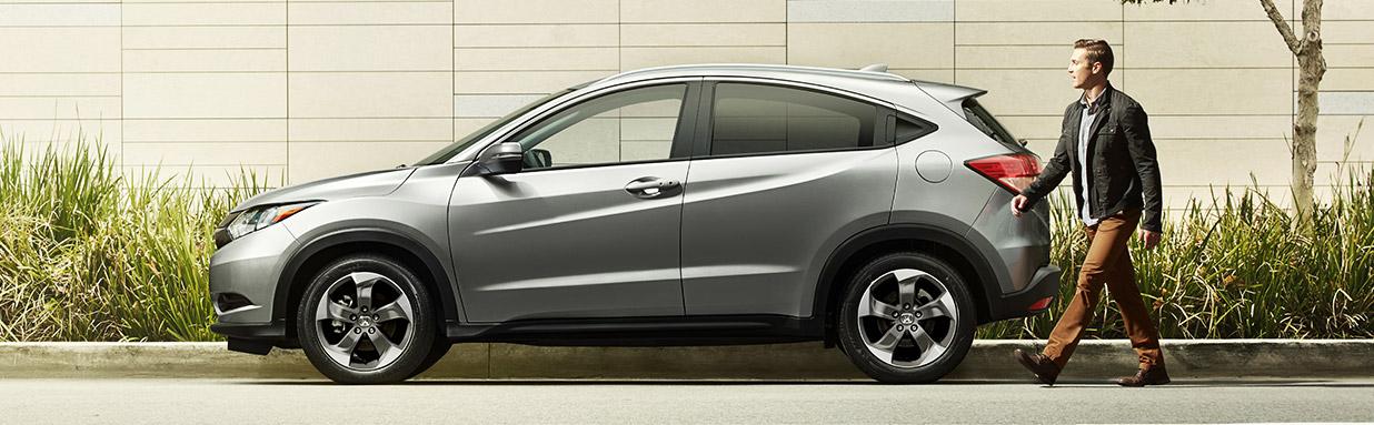 2017 Honda HR-V LX Silver
