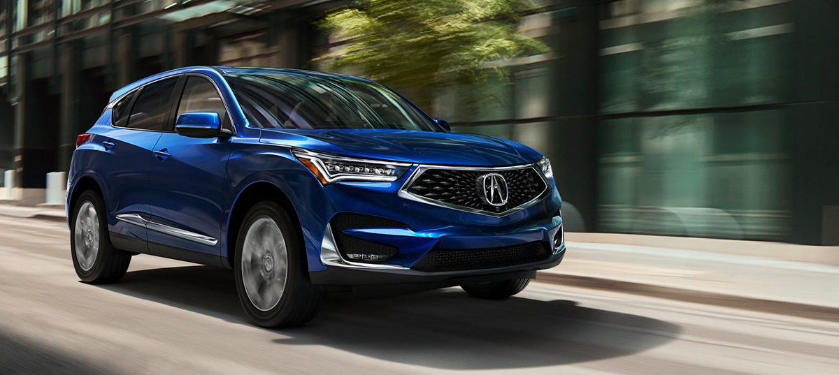 Compare The 2019 Acura Rdx Suv Acura Dealership In Roanoke Va