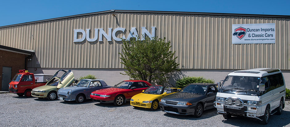 Why Buy From Duncan Imports Classic Cars Japanese Rhd Vehicles