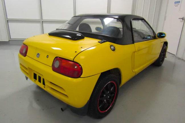 Duncan Imports - 1991 Honda Beat - classic cars