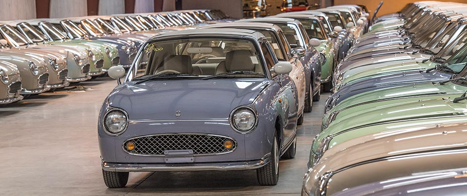 Duncan Imports - Nissan Figaro