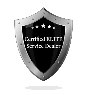 Certified Elite Service Dealer