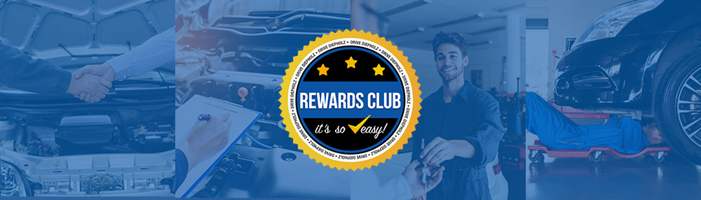 Drive Diepholz Rewards Program Benefits