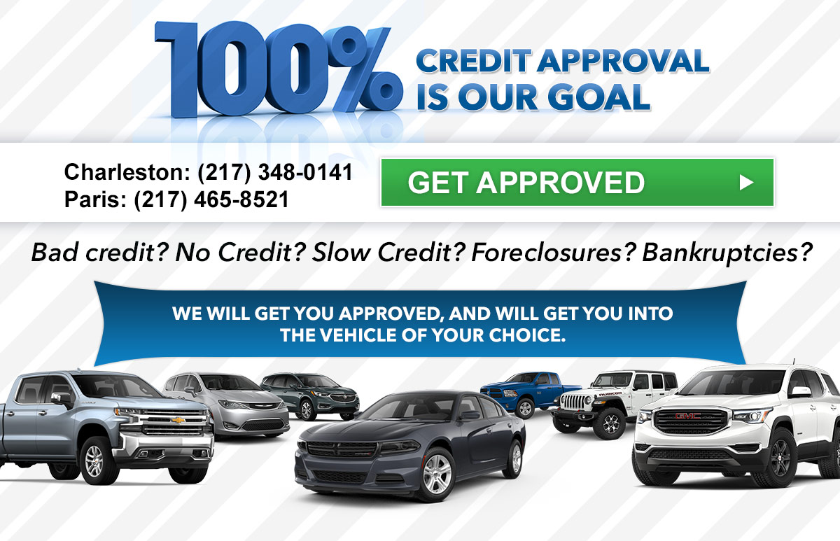 Bad Credit Car Loans In Charleston Il Finance A Car Near Me