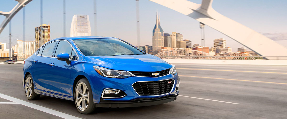 2018 Chevy Cruze header
