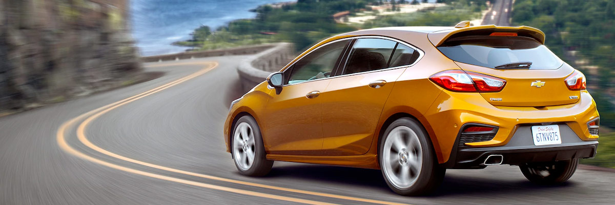 2018 Chevy Cruze Engine Specs & Performance