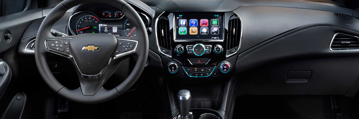 2018 Chevrolet Cruze Interior Features