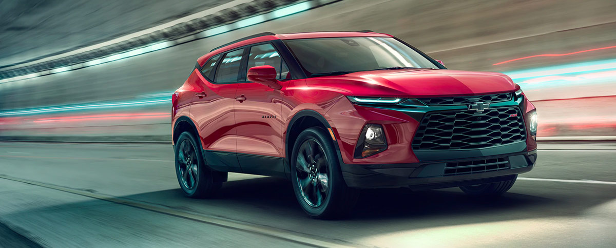 2019 Chevy Blazer Engine Specs & Performance