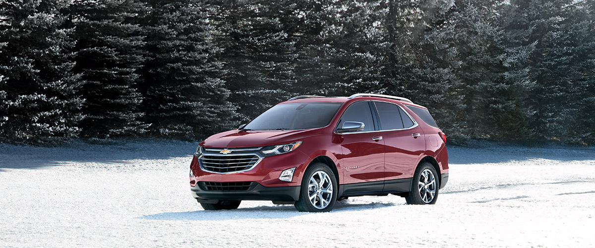 How Is the Chevrolet Equinox in Snow?  Header