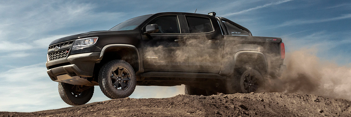 Dare To Compare The 2019 Chevrolet Colorado Exterior