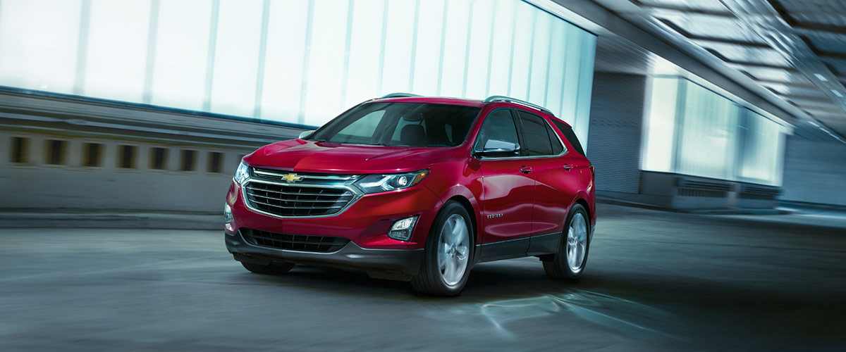 Discover The All New 2019 Chevrolet Equinox