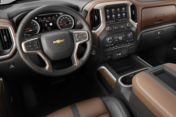 2019 Chevy Silverado 2500HD Specs, Performance & Safety