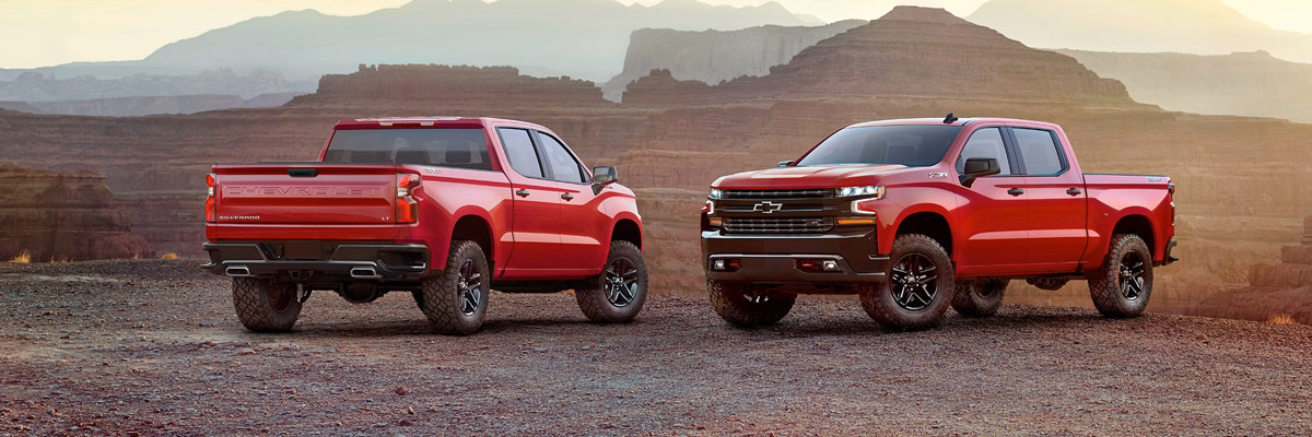 2019 Chevy Silverado 2500HD Interior Features & Technology