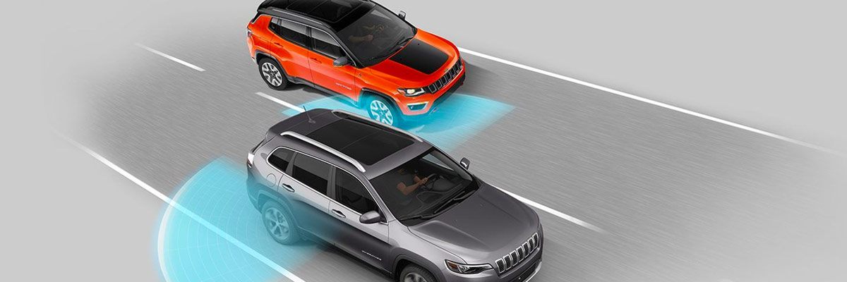2019 Jeep Cherokee Safety Technologies