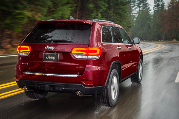 2020 Jeep Grand Cherokee Specs & Towing Capacity