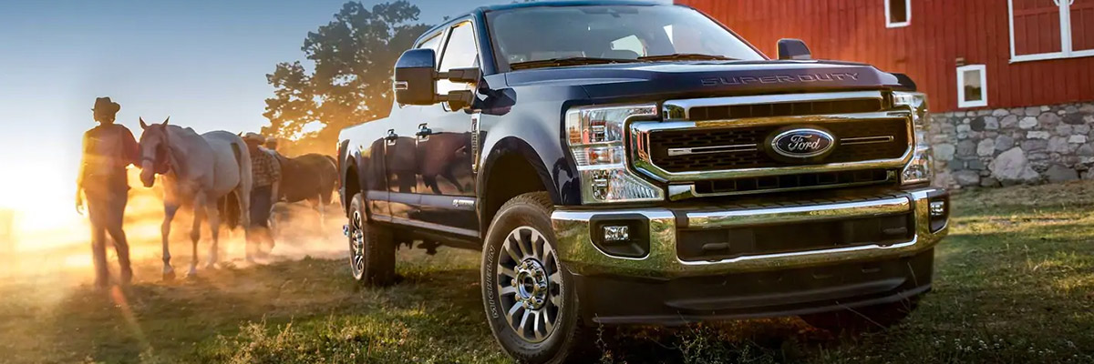 2020 Ford Superduty