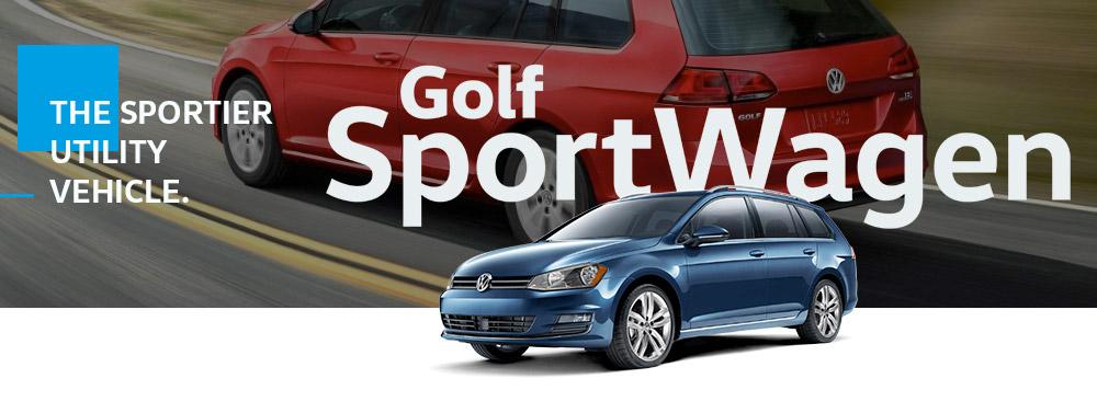 2017 Golf Sportwagen