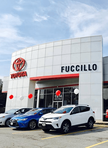 Fuccillo Toyota of Grand Island
