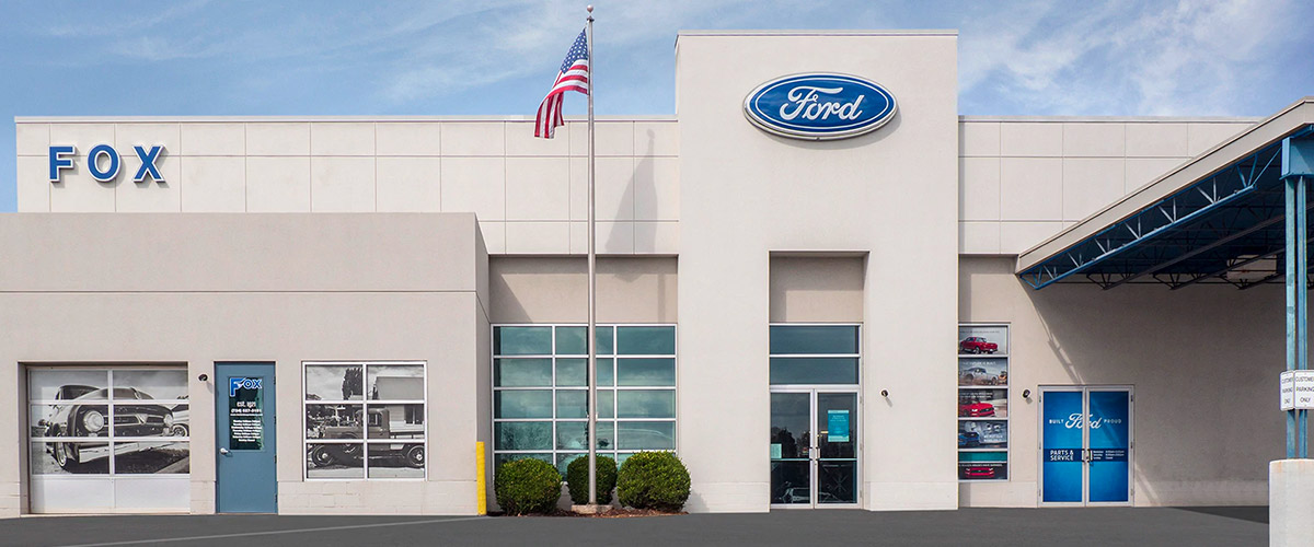 Why Buy from Fox Ford of Waynesburg