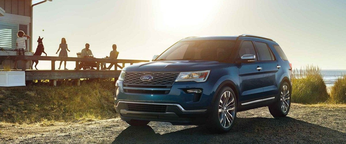 2018 Ford Explorer header