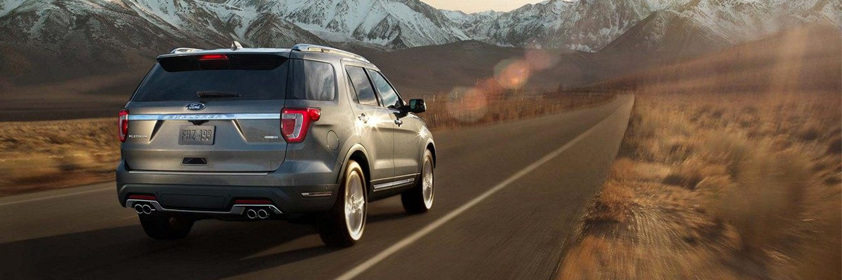 2018 Ford Explorer Engine Specs & Performance