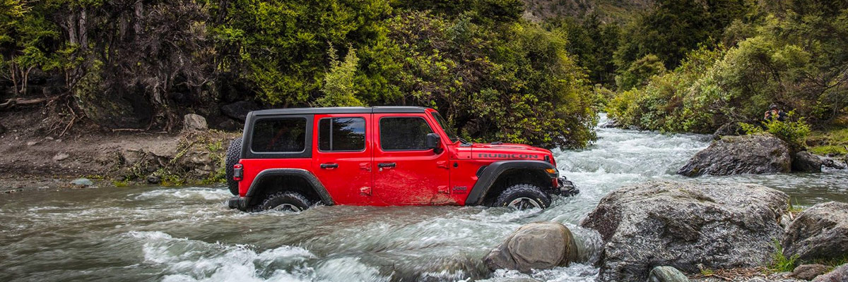 Finance a New 2018 Jeep Wrangler | New Jeep Sales in Van