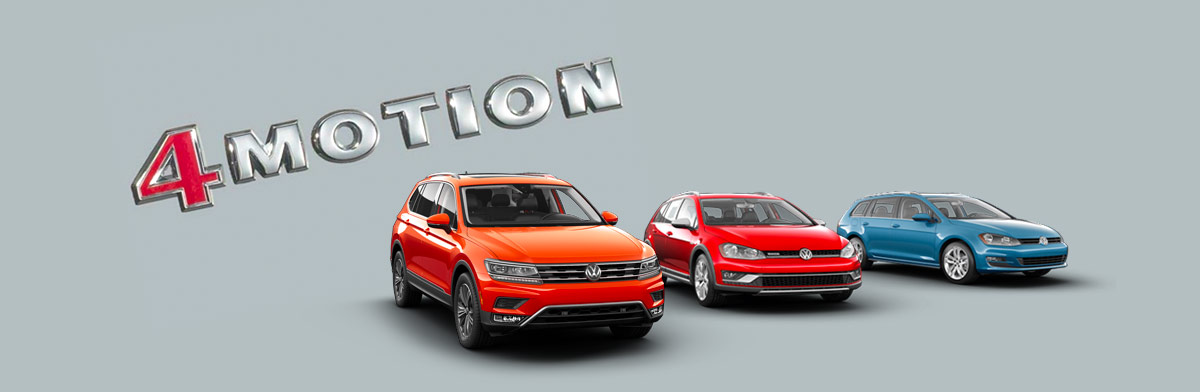 What is Volkswagen 4MOTION® All-Wheel Drive? header