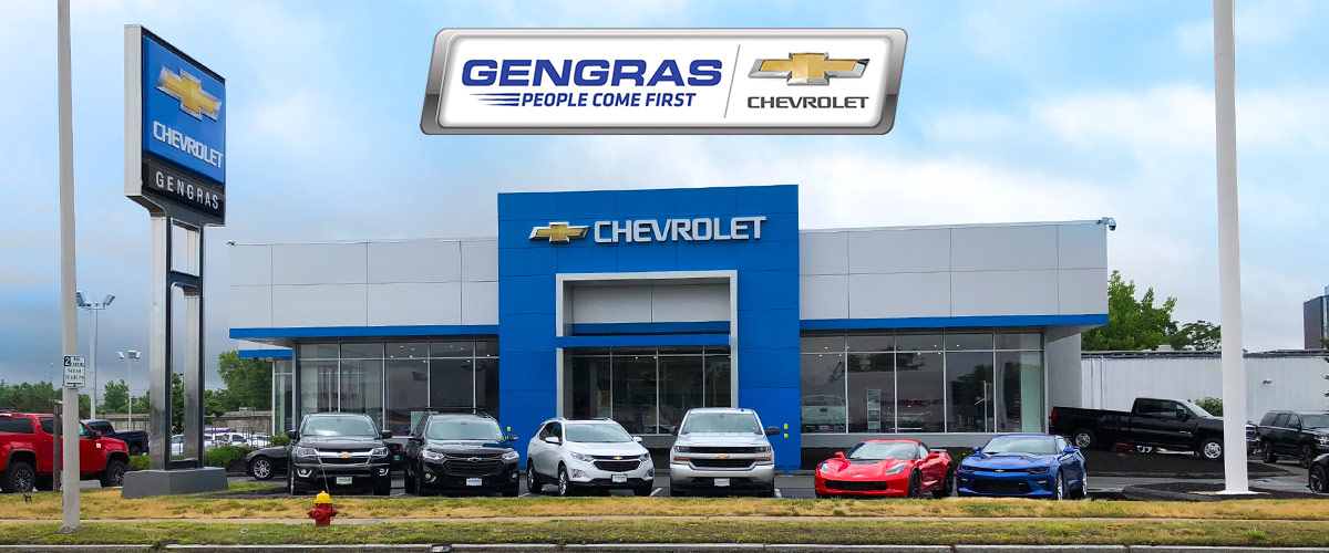 Why Buy From Gengras Chevrolet In East Hartford Ct Gengras Chevrolet