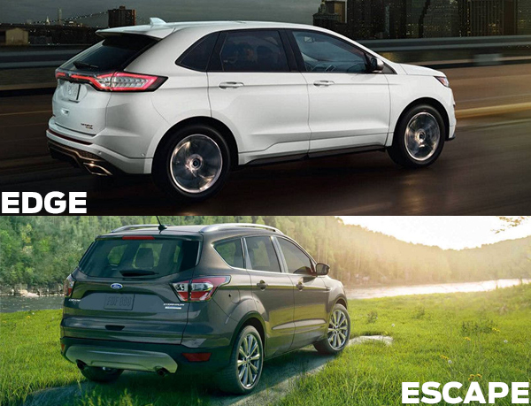 Does The Ford Escape Or Edge Cost More