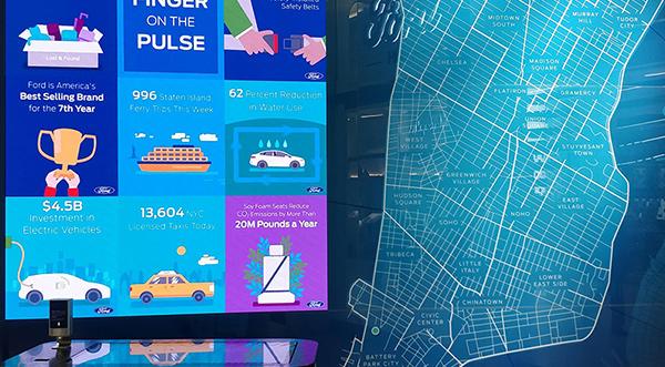 Ford Pass App FordHubs screen