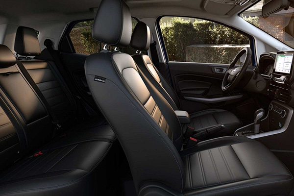 2018 Ford EcoSport Leather Seats