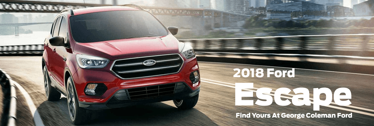 2018 Ford Escape Header