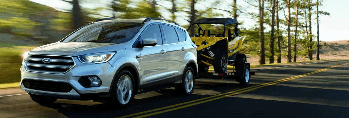 2018 Ford Escape Performance